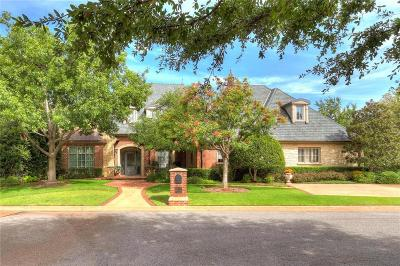 Oklahoma City Single Family Home For Sale: 5809 Mistletoe Court