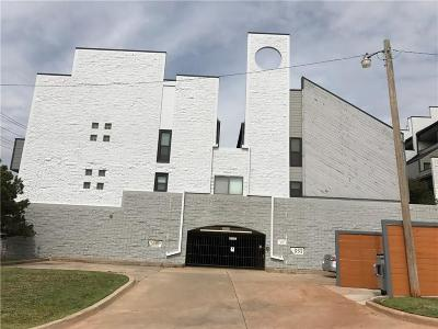 Oklahoma City Condo/Townhouse For Sale: 931 NW 7th Street #102