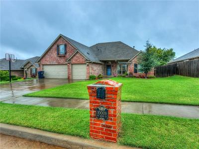 Yukon Single Family Home For Sale: 10009 NW 140th Street