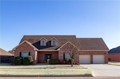 Weatherford Single Family Home For Sale: 3300 Fairway