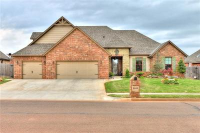 Yukon Single Family Home For Sale: 3509 Sage Brush Place