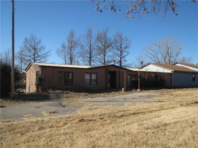 Piedmont OK Single Family Home For Sale: $83,200