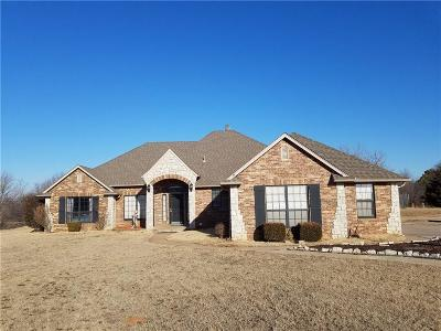 Tuttle Single Family Home For Sale: 2276 County Road 1197