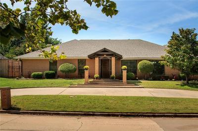 Single Family Home For Sale: 11701 Twisted Oak Road