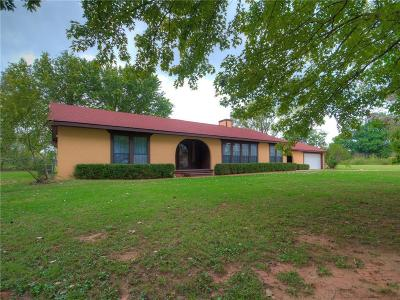 Norman Single Family Home For Sale: 7280 W Rock Creek Road