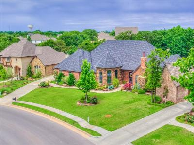 Edmond Single Family Home For Sale: 4701 Shades Bridge Road