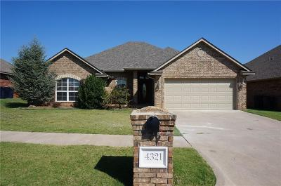 Edmond Single Family Home For Sale: 4321 NW 163rd Street