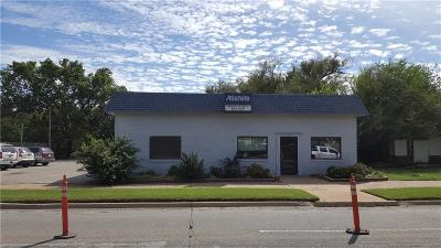 Oklahoma City Commercial For Sale: 730 W Britton Road