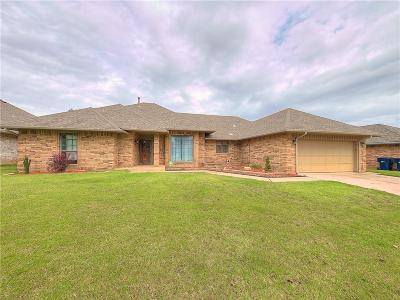 Oklahoma City Single Family Home For Sale: 7309 NW 114th Street