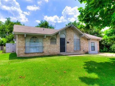 Moore Single Family Home For Sale: 120 SW 15th Street