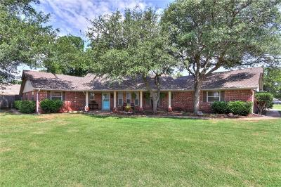 Single Family Home For Sale: 8401 Meadow Lark