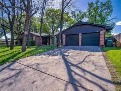Edmond Single Family Home For Sale: 1425 Pine Oak Drive