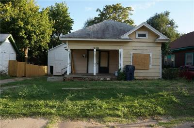 Oklahoma City Single Family Home For Sale: 1910 8th Street