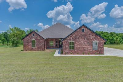 Oklahoma City Single Family Home For Sale: 7708 Deer Meadow Drive
