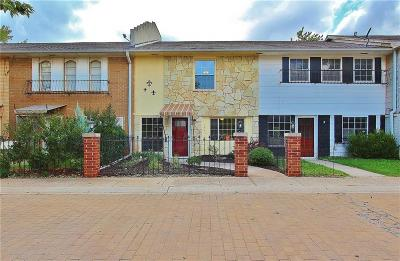 Oklahoma City Condo/Townhouse For Sale: 2443 NW 38 Th Street