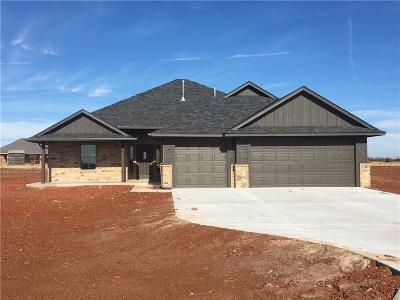 Piedmont OK Single Family Home For Sale: $209,900