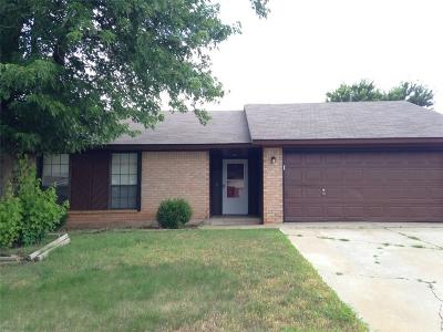 Moore Rental For Rent: 1808 SE 13th Street