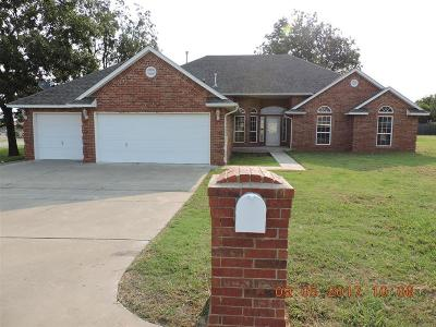 Del City Single Family Home For Sale: 3200 S Wofford Road