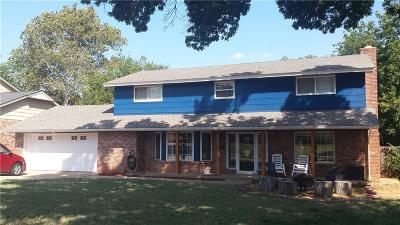 Edmond Single Family Home For Sale: 712 Pine Oak Drive