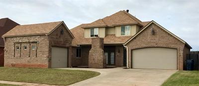 Yukon Single Family Home For Sale: 13321 Ambleside