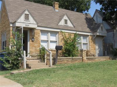 Oklahoma City Multi Family Home For Sale: 2339 NW 10th Street