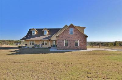 Blanchard Single Family Home For Sale: 2109 County Road 1314 (1312) )