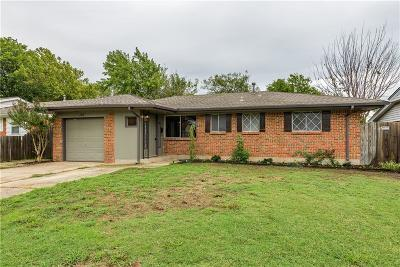 Moore Single Family Home For Sale: 732 N Markwell Avenue