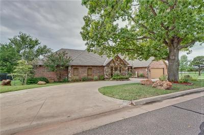 Edmond OK Single Family Home For Sale: $895,000