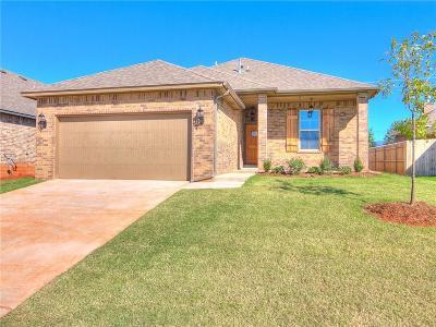 Edmond OK Single Family Home For Sale: $209,000