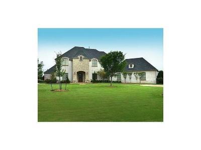Edmond Single Family Home For Sale: 3024 Via Esperanza