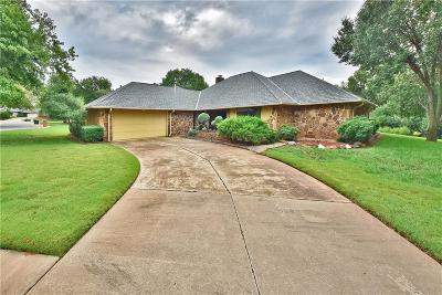 Edmond Single Family Home For Sale: 2604 Trail Creek Road
