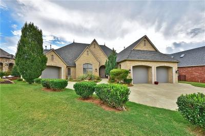 Oklahoma County Single Family Home For Sale: 3200 NW 171st Place