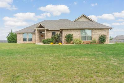 Blanchard Single Family Home For Sale: 2286 County Road 1313