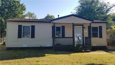 Norman Single Family Home For Sale: 1220 Iowa
