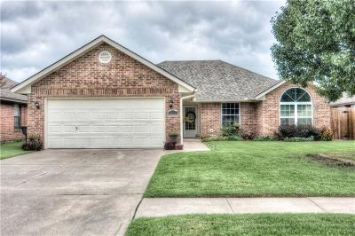 Norman Single Family Home For Sale: 2813 Victoria Drive