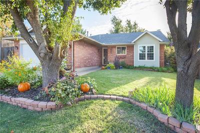 Oklahoma City Single Family Home For Sale: 12704 Westcourt