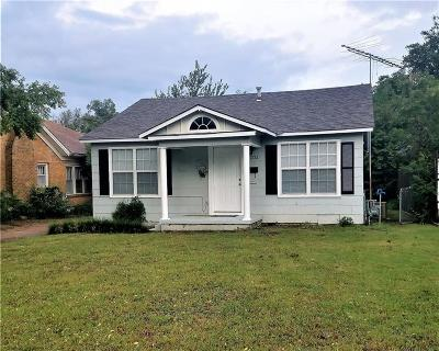 Shawnee Single Family Home For Sale: 1722 N Park