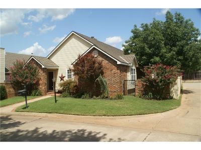 Midwest City OK Single Family Home For Sale: $171,900