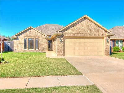 Yukon Single Family Home For Sale: 3217 Tenkiller Court