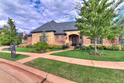 Edmond Single Family Home For Sale: 15812 Chappel Ridge Lane