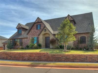 Oklahoma County Single Family Home For Sale: 16768 Little Leaf Court