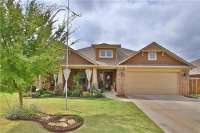 Edmond Single Family Home Sold: 18313 Carillo