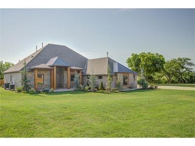 Tuttle Single Family Home For Sale: 1200 Riata Road
