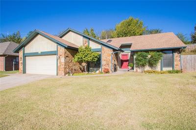 Edmond Single Family Home For Sale: 13217 Shady Tree Place