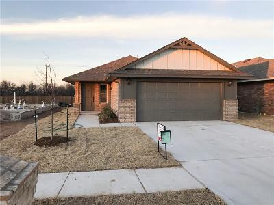 Yukon Single Family Home For Sale: 10713 SW 30th Terrace