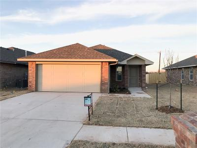 Yukon Single Family Home For Sale: 10709 SW 30th Terrace