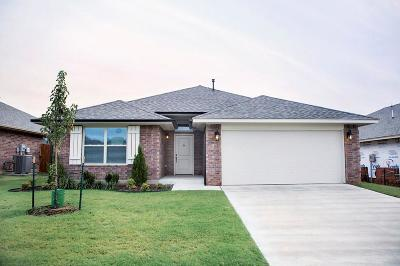 Midwest City OK Single Family Home For Sale: $190,038