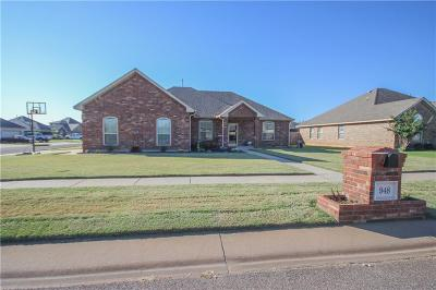 Moore Single Family Home For Sale: 948 NE 30th Street