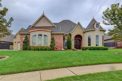 Edmond Single Family Home For Sale: 16224 Royal Crest