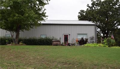 Guthrie Single Family Home For Sale: 10050 S Douglas Boulevard